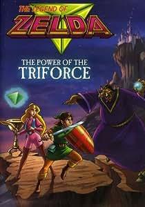 Legend of Zelda: Power of the Triforce [DVD] [Region 1] [US Import] [NTSC]