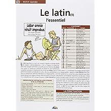 Le latin 1