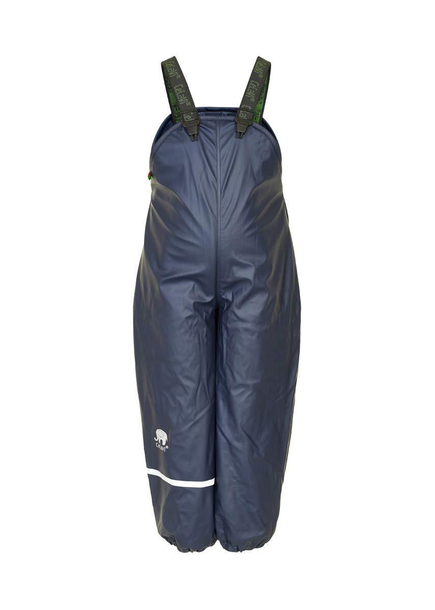 CeLaVi - Pantalón de lluvia con forro azul azul Talla:80 (1 Jahr) 1