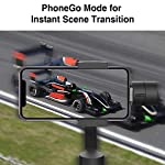 3-Axis Gimbal Stabilizer for Smartphone - Hohem iPhone Gimbal Stabilizer with Face Tracking Motion Time-Lapse APP… 12