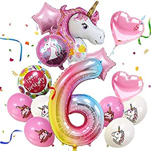WELLXUNK® Feliz Cumpleaños Conjunto, Decoración