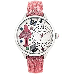 Watch Woman Le Carose Workers Mestieri Blogger Pink Mood RXQCIFM