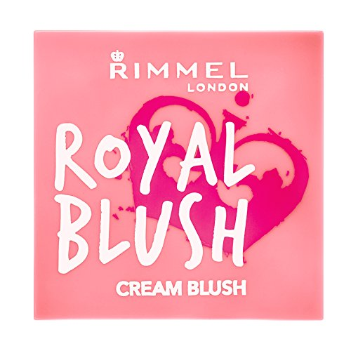Rimmel London Royal Blush Colorete en crema Tono 3