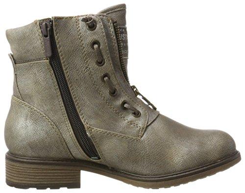 Mustang Damen 1264-605-258 Stiefel Grau (titan)