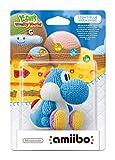 Nintendo amiibo® Figur | Yoshi's Wooly World - Woll-Yoshi Blau