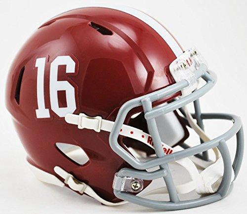 Riddell Alabama Crimson Tide College Football Speed Mini Helm