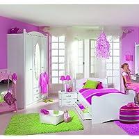 Preisvergleich für rauch Komplett-Kinderzimmer Lilly, 3-teilig