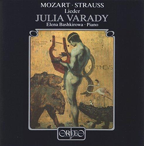 Lieder de Mozart & Strauss