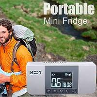 Cenblue Mini wiederaufladbare tragbare Insulin-Kühlbox LCD-Display 2-8 °C - Medizin-Kühlschrank und Insulin für... preisvergleich bei billige-tabletten.eu
