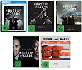 House of Cards - die komplette Staffel 1-5 im Set - Deutsche Originalware [20 Blu-rays]