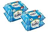 Scottex Fresh Papel Higiénico Húmedo - Pack de 4 x 80 servicios