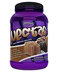 Syntrax Nectar Sweets Chocolate Truffle, 2 lb