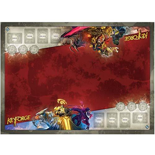 Fatansy Flight Games- Keyforge: Architect's Vault Two-Player Playmat (Fantasy Flight Games FFGKFS01)