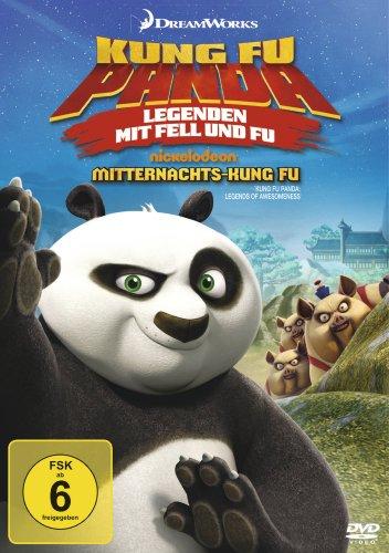 Kung Fu Panda - Legenden mit Fell und Fu, Vol. 3: Mitternachts-Kung Fu