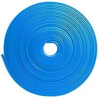 HomDSim - Cinta adhesiva protectora para tapacubos universal, 8 m