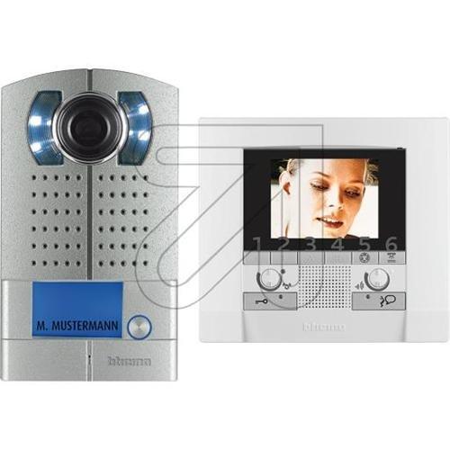 Legrand 368921 2-F Kit Video POLYX LINEA AP