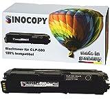 SinoCopy XXL Black Toner für Samsung CLP-680 BK 6.000 S.,Color je 3.500 S., kompatibel zu Samsung CLP-680 DW ND Series CLX-6260 FD FR FW ND - CLT-K506L C506L M506L Y506L