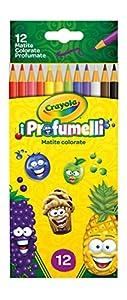 CRAYOLA 68-2113Los profumelli 12lápices de Colores de