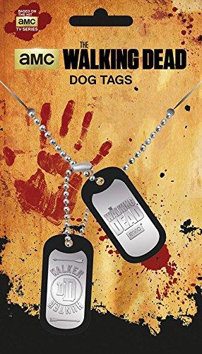 The Walking Dead Dog Tags - DD Walker Hunter
