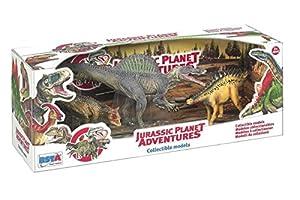 Rstoys - Ronchi Supe-Serie Dinosaurios Jurassic, Grande, 3Unidades,, 3.st9680