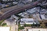 MF Matthias Friedel - Luftbildfotografie Luftbild von Laiernstraße in Bietigheim-Bissingen (Ludwigsburg), aufgenommen am 06.08.09 um 12:37 Uhr, Bildnummer: 5402-45, Auflösung: 6048x4032px = 24MP - Fotoabzug 50x75cm