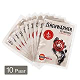 Warmpack Zehenwärmer 10er-Pack