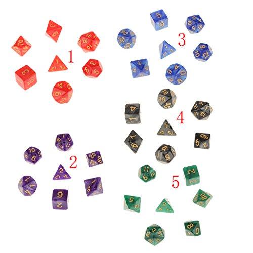 7-piezas-juegos-de-mesa-dados-multi-caras-trpg-d4-d20-patron-perla-con-puntitos-color-rojo