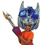 Bluw Transformers Airhedz (Optimus Prime)