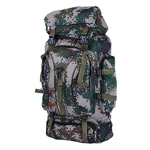Rucksäcke Große Kapazität Rucksack Outdoor 65L für Männer und Frauen und Freizeit Taschen 1