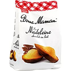French Chocolate Madeleines Bonne Maman-madeleines Au Chocolat Bonne Maman - 300 Gr