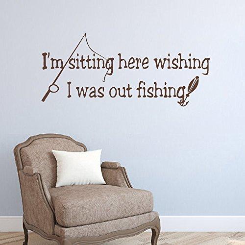 pescado-para-pared-cita-estoy-sentado-aqui-que-yo-era-que-pesca-vinilo-adhesivo-decorativo-para-pare