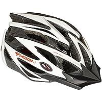 Moon - Caschetto per mountain bike/city bike leggero, in polistirene espanso ad alta densità e policarbonato.