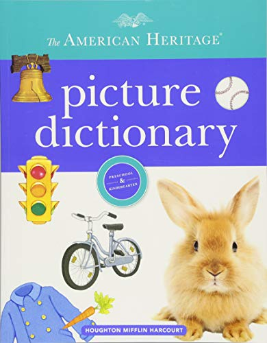 The American Heritage Picture Dictionary American Heritage 8