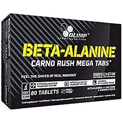 Olimp Sport Nutrition Beta Alanina - 80 Tabletas