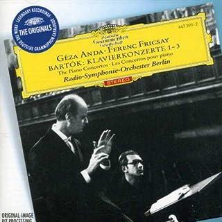 Bartók: Piano Concertos 1-3 (DG The Originals)
