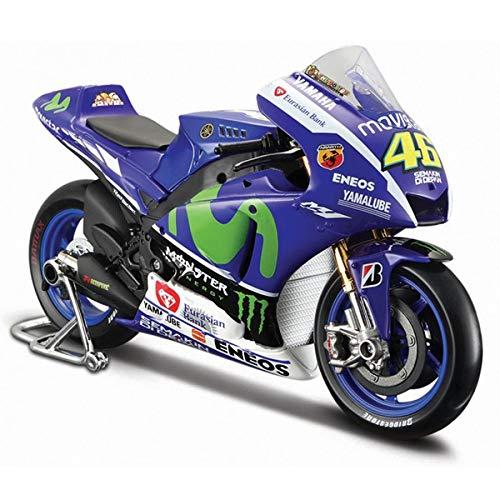 Master Lap Réplica 1:18 Yamaha YZR-M1 2015 Valentino Rossi