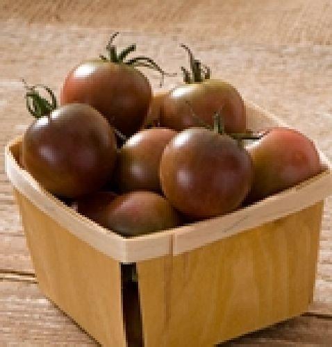 """Ungarische Samen Tomaten""""Black Cherry"""", sehr ertragreiche, legendäre Sorte, von unserer ungarischen Farm samenfest, nur organische Dünger, KEINE Pesztizide"""