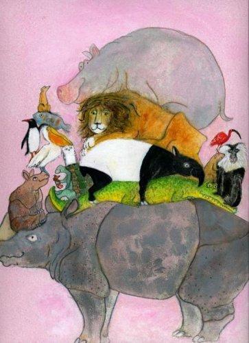Jumping Penguins by Marije Tolman (2013-10-01)