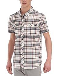 Billabong Herren Hemd Bronx Short Sleeve