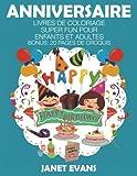 Best Livres de 2015 pour les enfants - Anniversaire: Livres De Coloriage Super Fun Pour Enfants Review