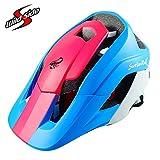 Best GENERIC Mountain Bike Lights - Generic Blue M : New Shape Cycling Helmet Review
