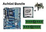 Aufrüst Bundle - Gigabyte X58-USB3 + Intel Core i7-970 + 12GB RAM #140582