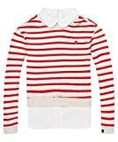 Scotch R'Belle Mädchen Sweatshirt Rot (74) 164