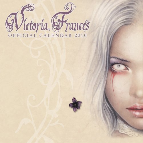 Victoria Frances Square Calendar 2010 - Officially Licensed