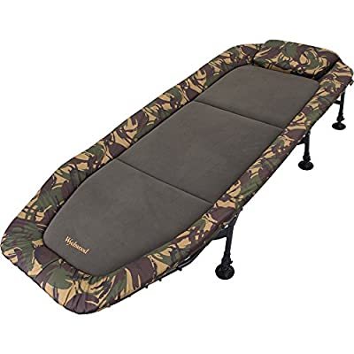 Wychwood Tactical Flatbed Carp Fishing Bedchair - Standard Size from Wychwood
