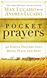 Image de Pocket Prayers: 40 Simple Prayers that Bring Peace and Rest