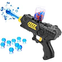 LINHUANRAN Paintball soft gun water orbeez gun EVA bullet + water bomb dual-purpose pistol