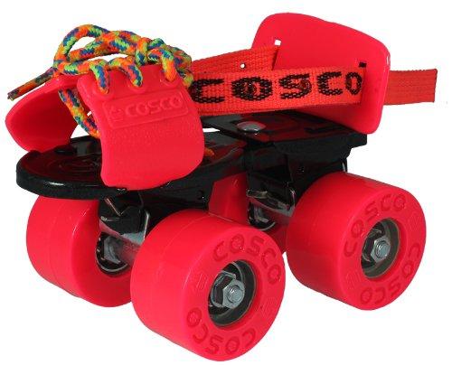 Cosco Zoomer Roller Skate, Junior (Red)