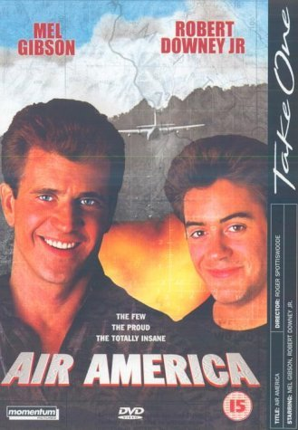 Air America [DVD] [1991] by Mel Gibson