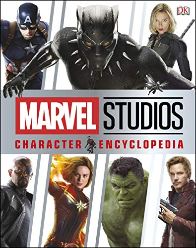 Marvel Studios Character Encyclopedia (English Edition)